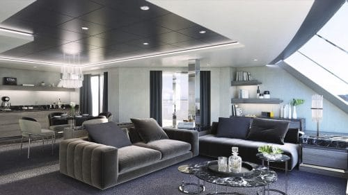 MSC Seashore Owner's Suite / © MSC Cruises