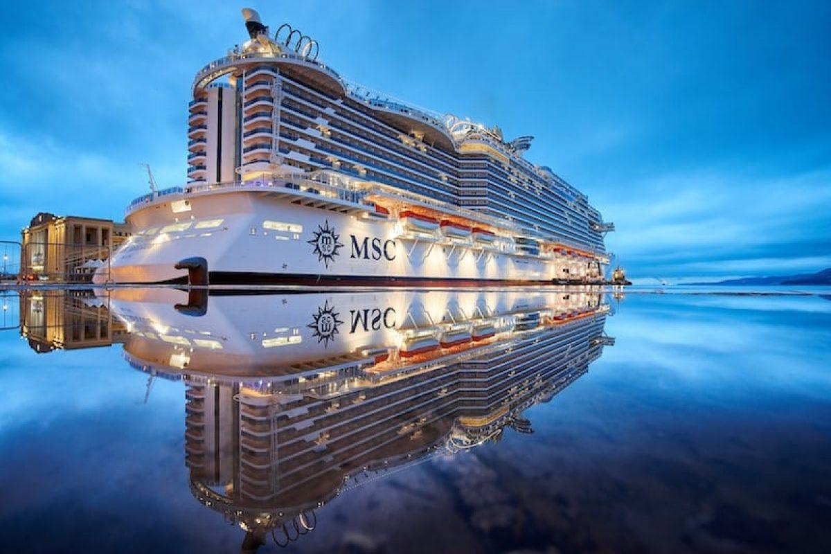 MSC Seaside Taufe in Miami | Foto © Mike Louagie