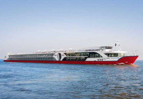nickoVISION der Flussneubau 2018 / © nicko Cruises