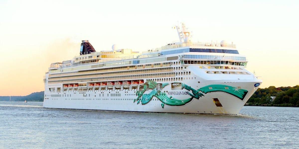 Norwegian Jade ist wieder in Hamburg / © Norwegian Cruise Line