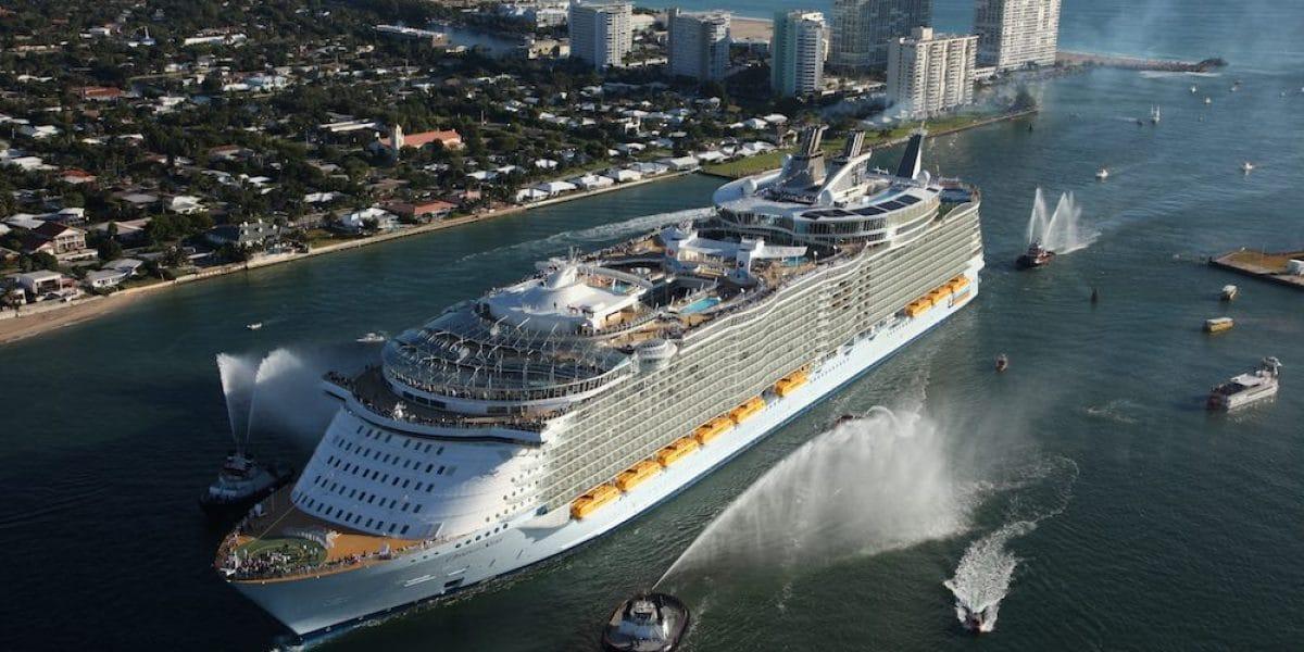 Oasis of the Seas / ©Royal Caribbean International