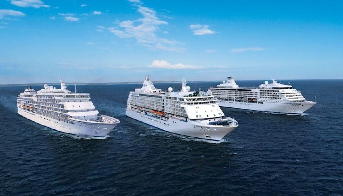 Flotte von Regent Seven Seas / © RSS