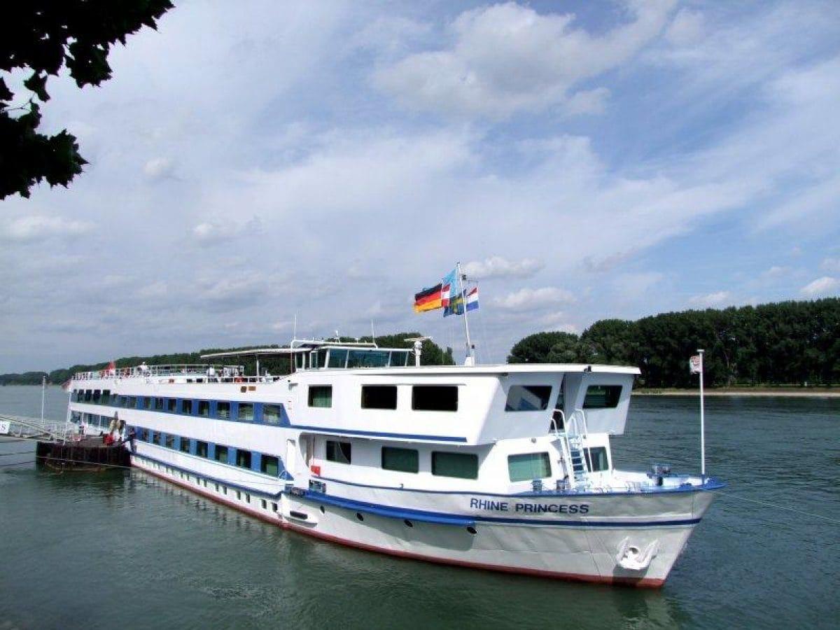 Rhine Princess / © Blessing Flusstouristik GmbH
