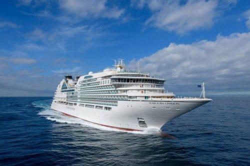 Die neue Seabourn Ovation wurde übergeben / © Seabourn Cruise Line