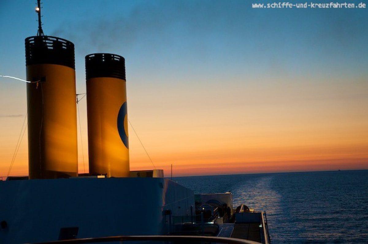Sonnenuntergang - Costa neoRomantica