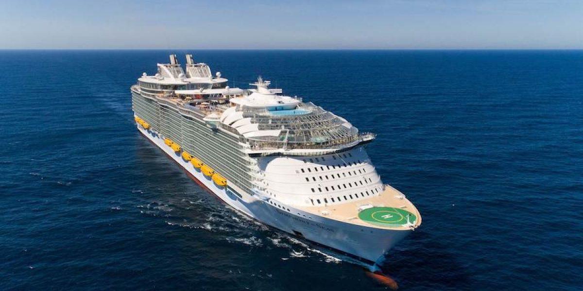 Symphony of the Seas - das größte Kreuzfahrtschiff der Welt / © Royal Caribbean