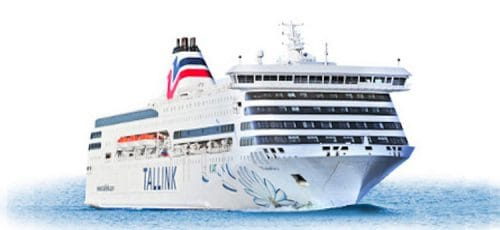 MS Victoria I / © Tallink & Silja Line