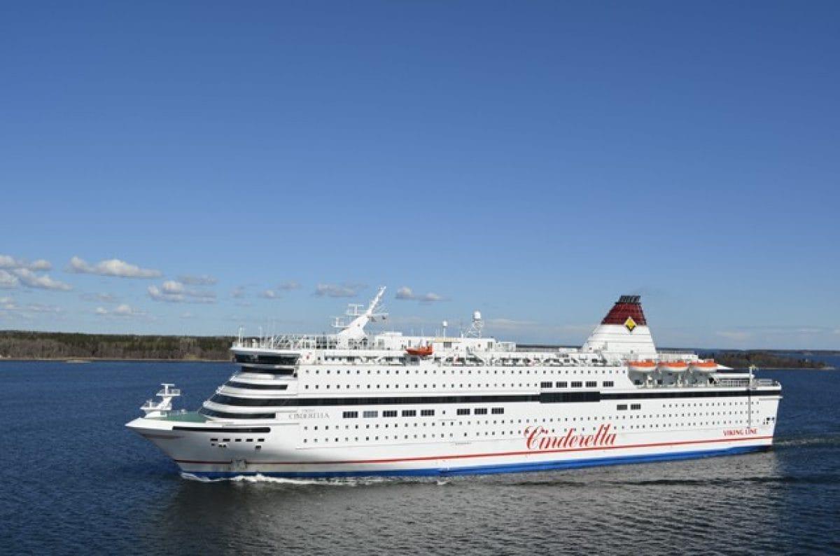Cinderella von Viking Line - Bildquelle: Seefahrt-Aktuell/Marcel Brech