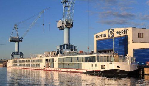 Neptun Werft baut sechs weitere Flusskreuzfahrtschiffe für Viking River Cruises / © Neptun Werft
