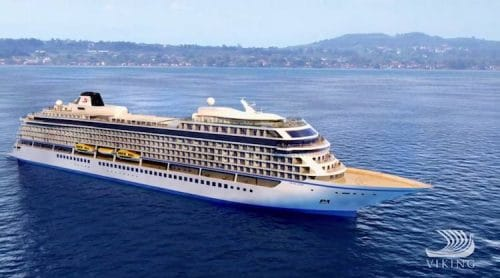 Viking Star (baugleiche Schwester zur Viking Sky) / © Viking Ocean Cruises