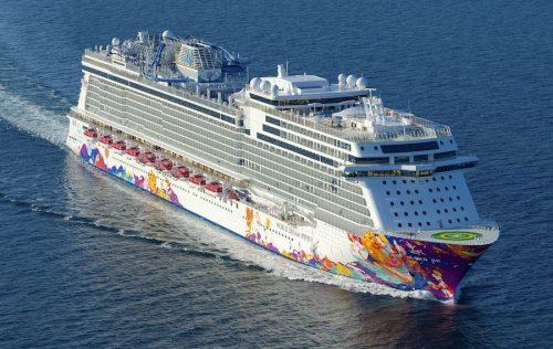 Die World Dream für Dream Cruises wurde heute abgeliefert / © Meyer Werft
